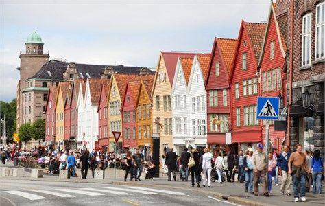 Norveç'te herkes milyoner