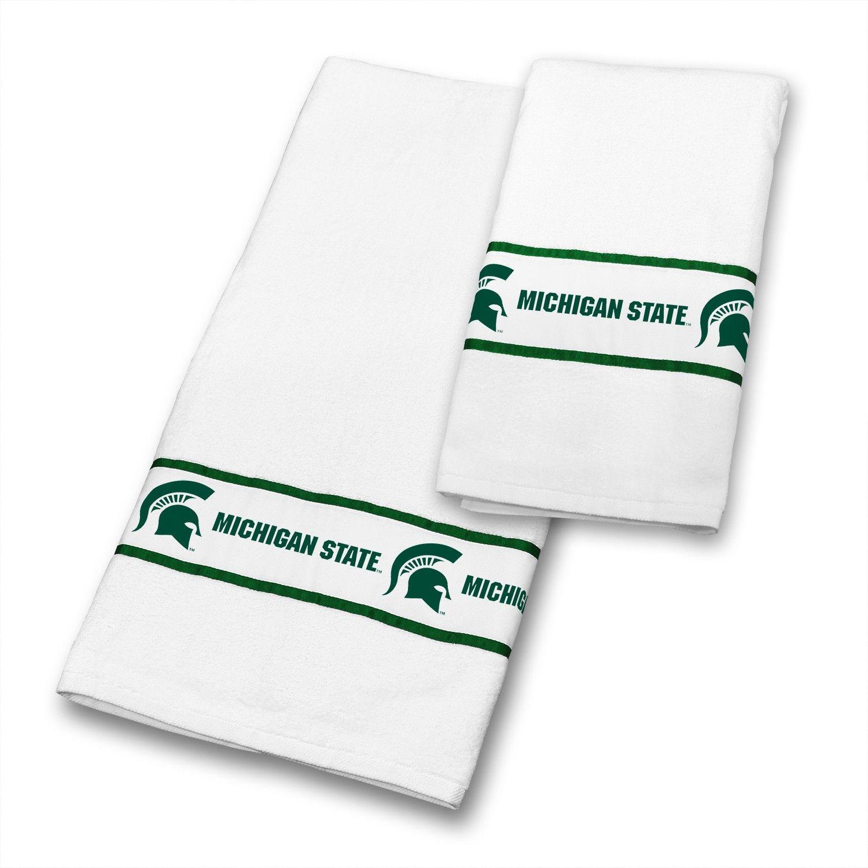 Michigan State Msu Spartans Ncaa Bathroom Amp Hand Towels
