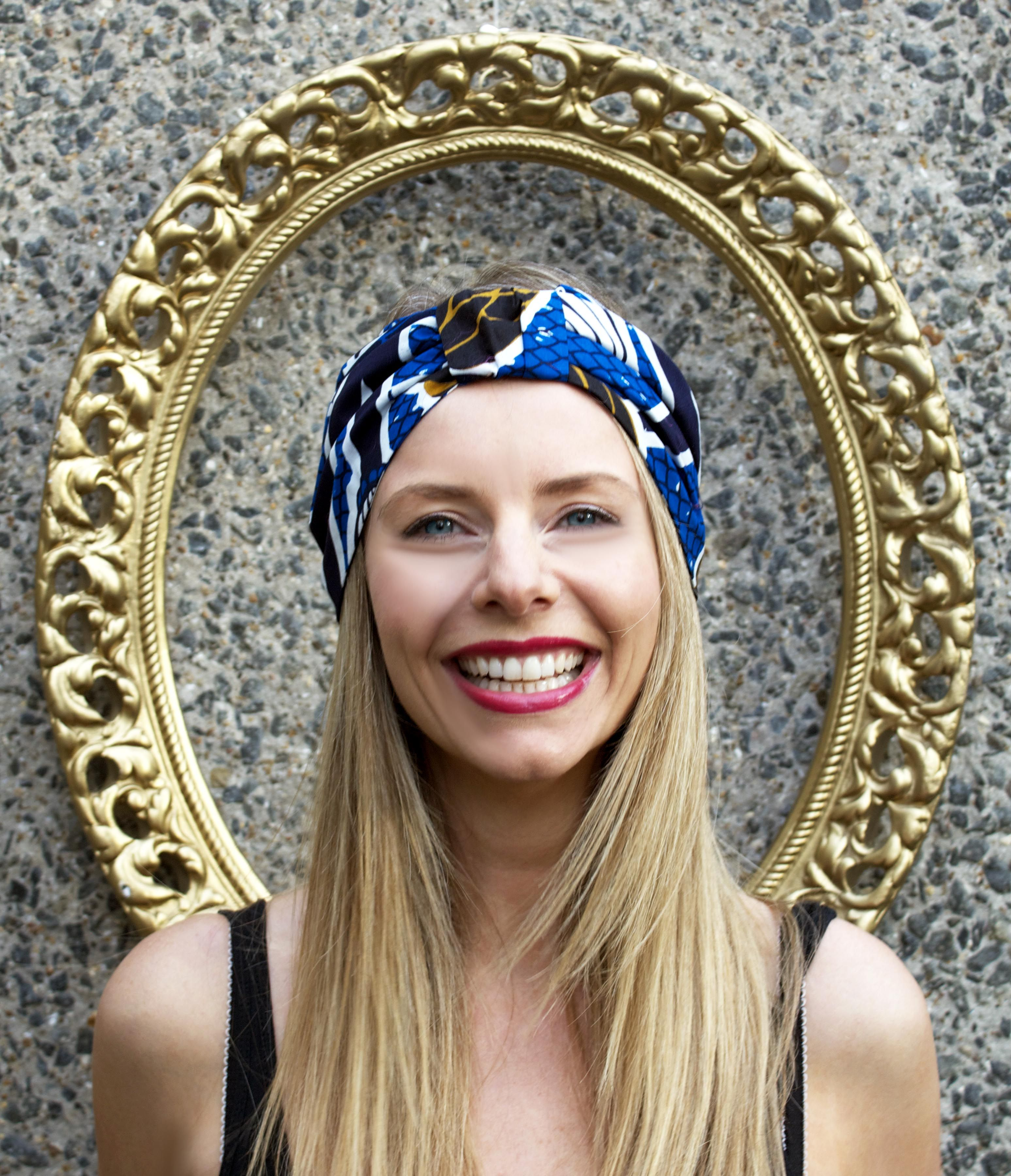 African Print Turban Headband https   www.etsy.com uk  fdbfa1a97c4