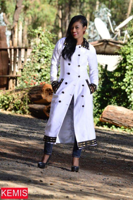 Long Coats in Ethiopia