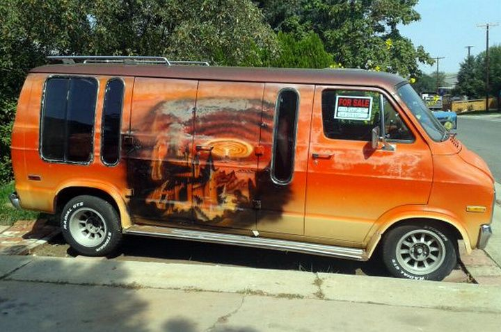 craigslist autos for sale vans