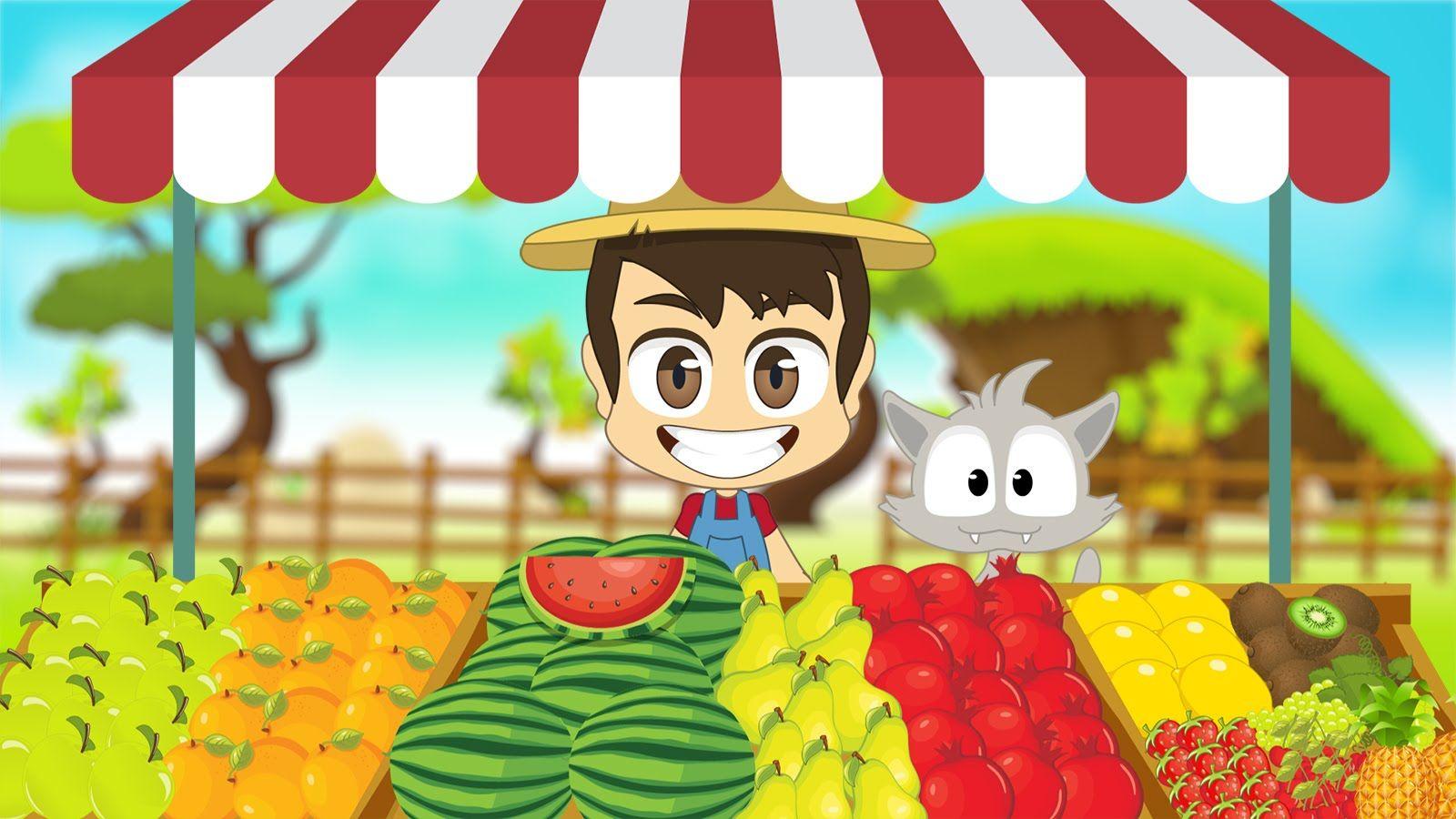 Fruits In Arabic For Kids أسماء الفواكه باللغة العربية للأطفال Learning Arabic Learn Arabic Online Arabic Lessons