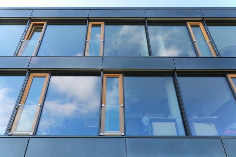 Französische Fenster gm windoorail frameless - glasgeländer für französische fenster
