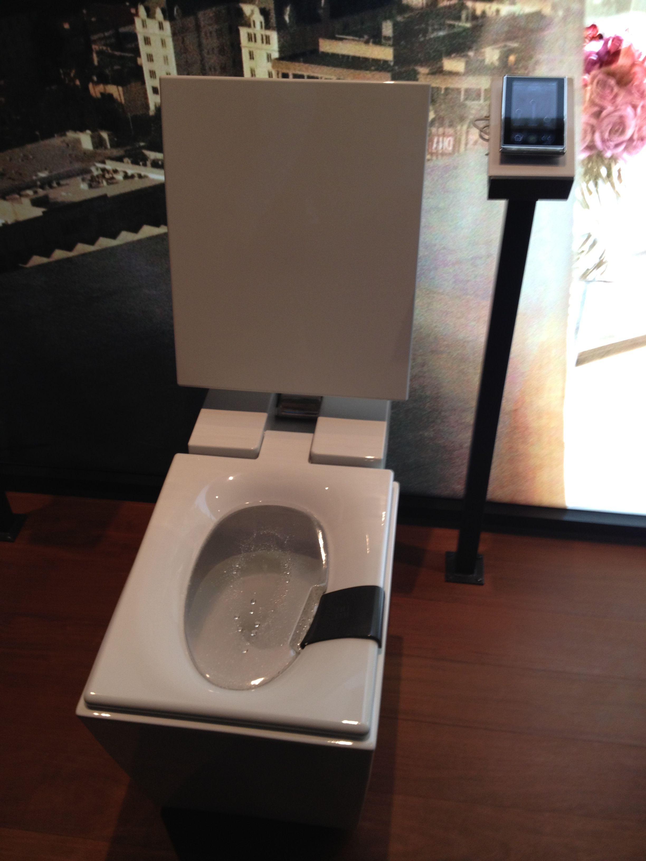 Kohler Numi A Toilet With Heated Seats And Motion Sensors That