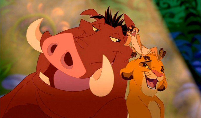 Hakuna Matata Beechiles The Lion King 1994 Lion King Songs Disney Songs