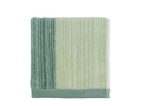 Södahl Gradient Håndklæde 50 x 100 cm grøn