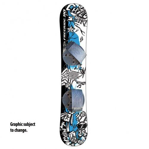 EmscoGroup 106941 Graffiti SnowBoard 110 Cm * Visit The