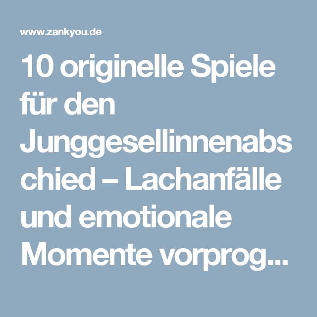 10 originelle Spiele für den Junggesellinnenabschied – Lachanfälle und emotionale Momente vorprogrammiert!