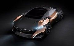 Peugeot Onyx Concept Wallpaper | HD Car Wallpapers