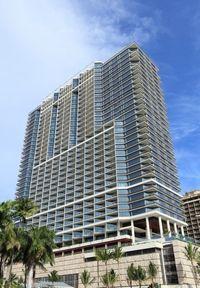 5 Star Hotels In Honolulu Trump International Hotel Waikiki Beach Walk