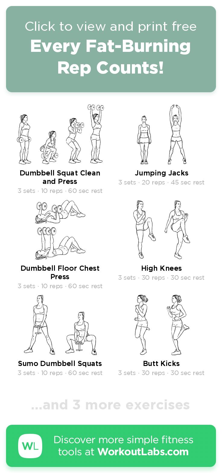 Pin on Free Workouts