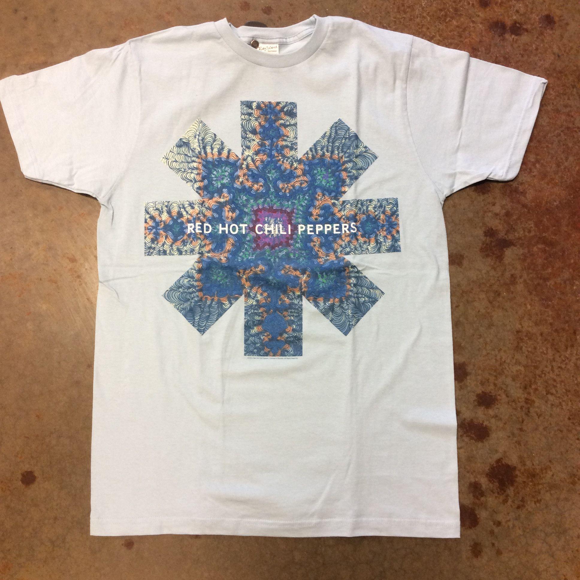 Kaleidoscope Trees Printed T-Shirt rlgiWTK