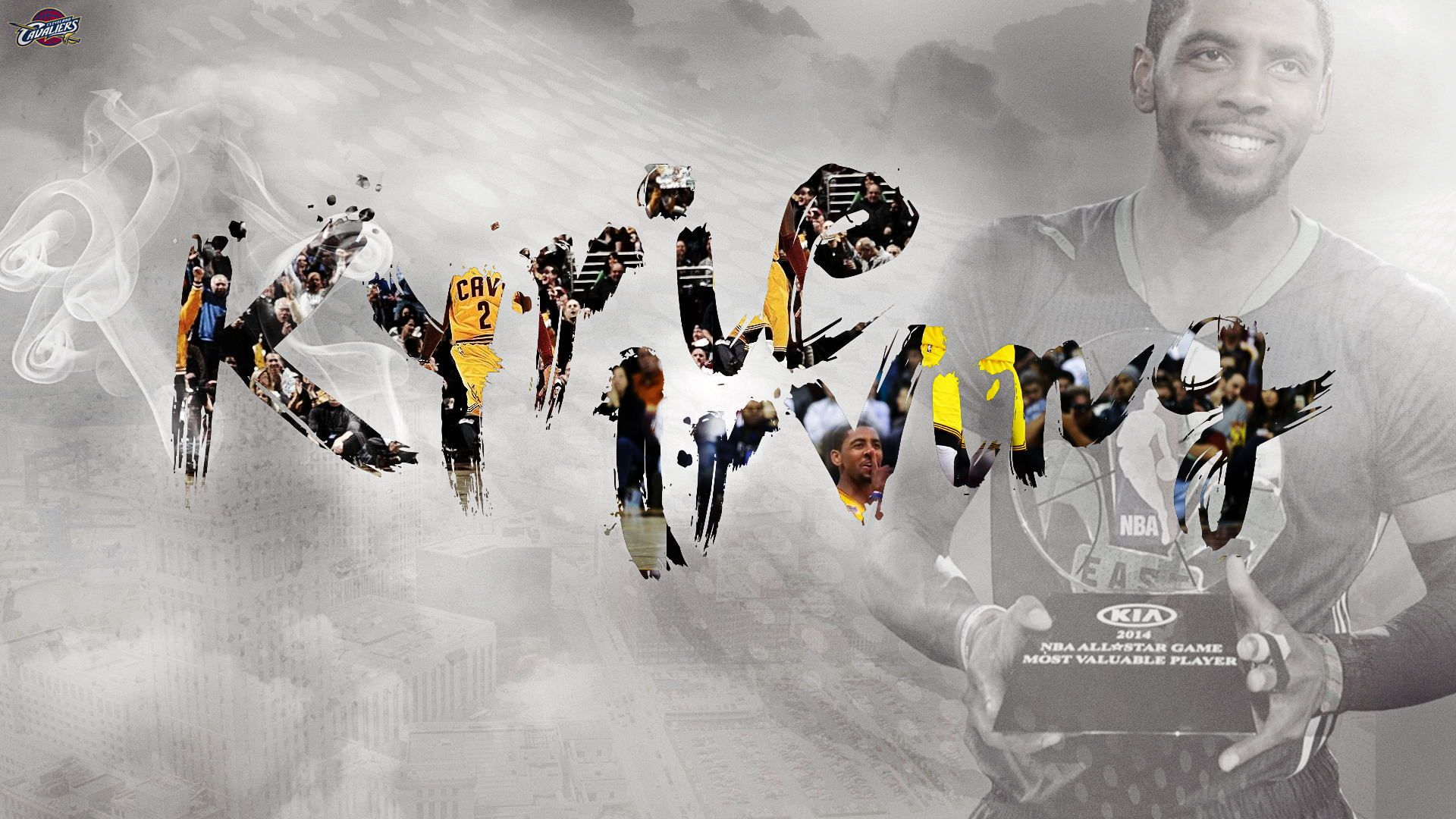 kyrie irving mvp wallpaper by engin on 500px cleveland