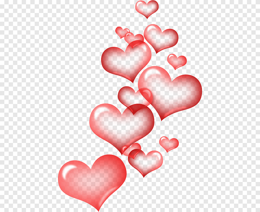 Red Hearts Valentines Day Heart Pink Heart Love Floating Png Pngegg Valentines Day Hearts Pink Heart Heart Artwork