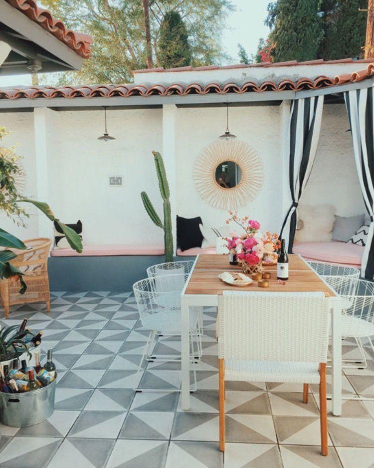 Diy Muebles Jardin) | Diy Muebles | Pinterest | Terrazas, Jardín y ...