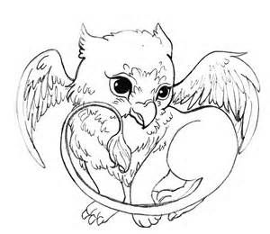 620 Mythical Animals Coloring Pages , Free HD Download