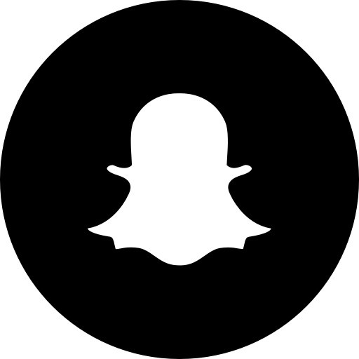 Download This Icon For Free On Iconfinder Com Styles Glyph Flat Categories Social Media Snapchat Logo Snapchat Icon Social Icons