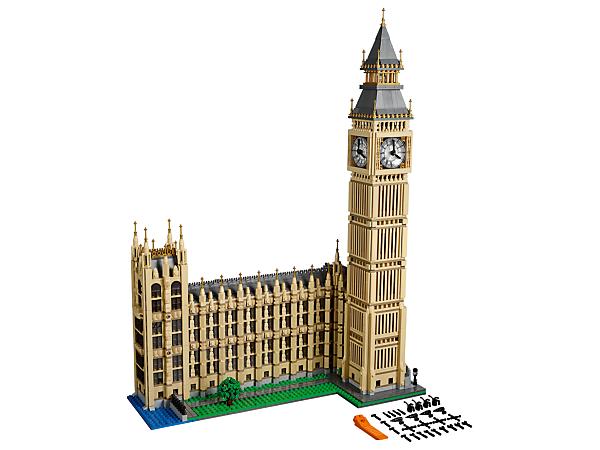 Big Ben 10253 Creator Expert Buy Online At The Official Lego Shop Us Big Ben Jouet Boutique Jouet