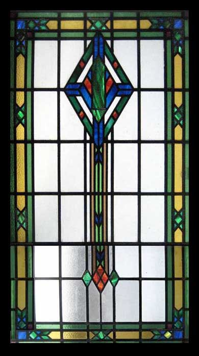 Love stained glass windows.