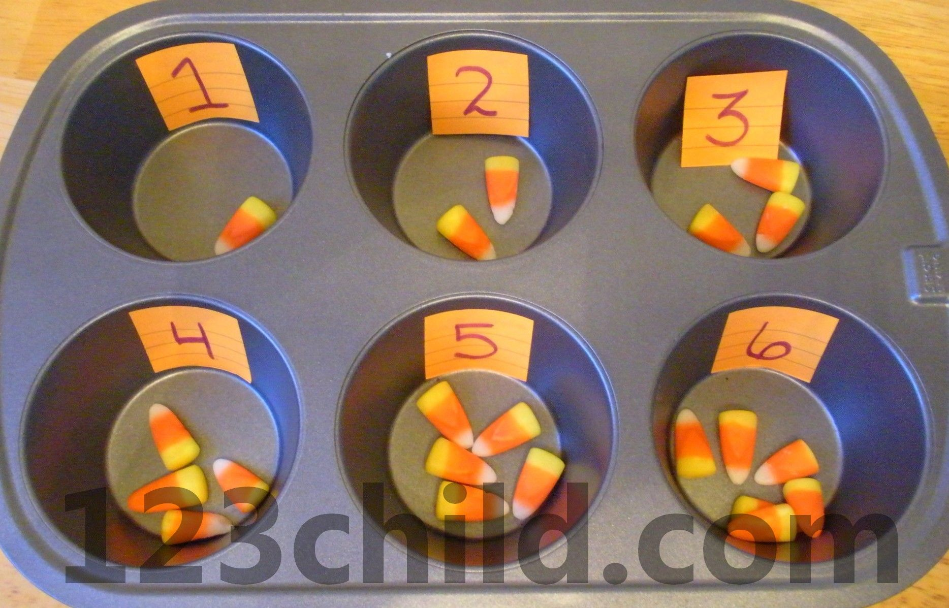Candy Corn Activities With Images