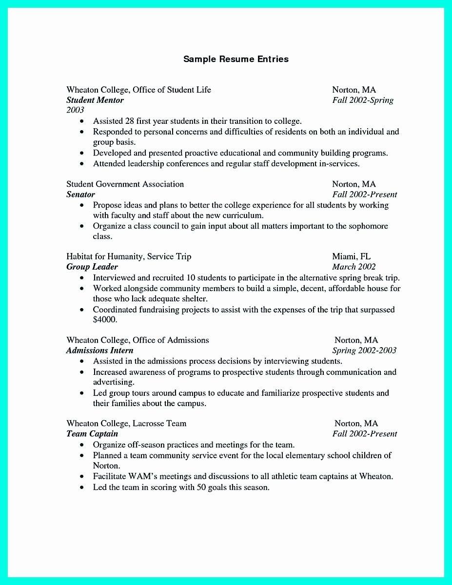 35+ College internship resume samples Resume Examples