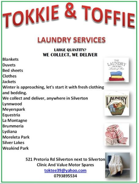 Washing Dry Cleaning And Ironing Laundry Services Tokkie Altering Clothes Dry Wash Laundry Service