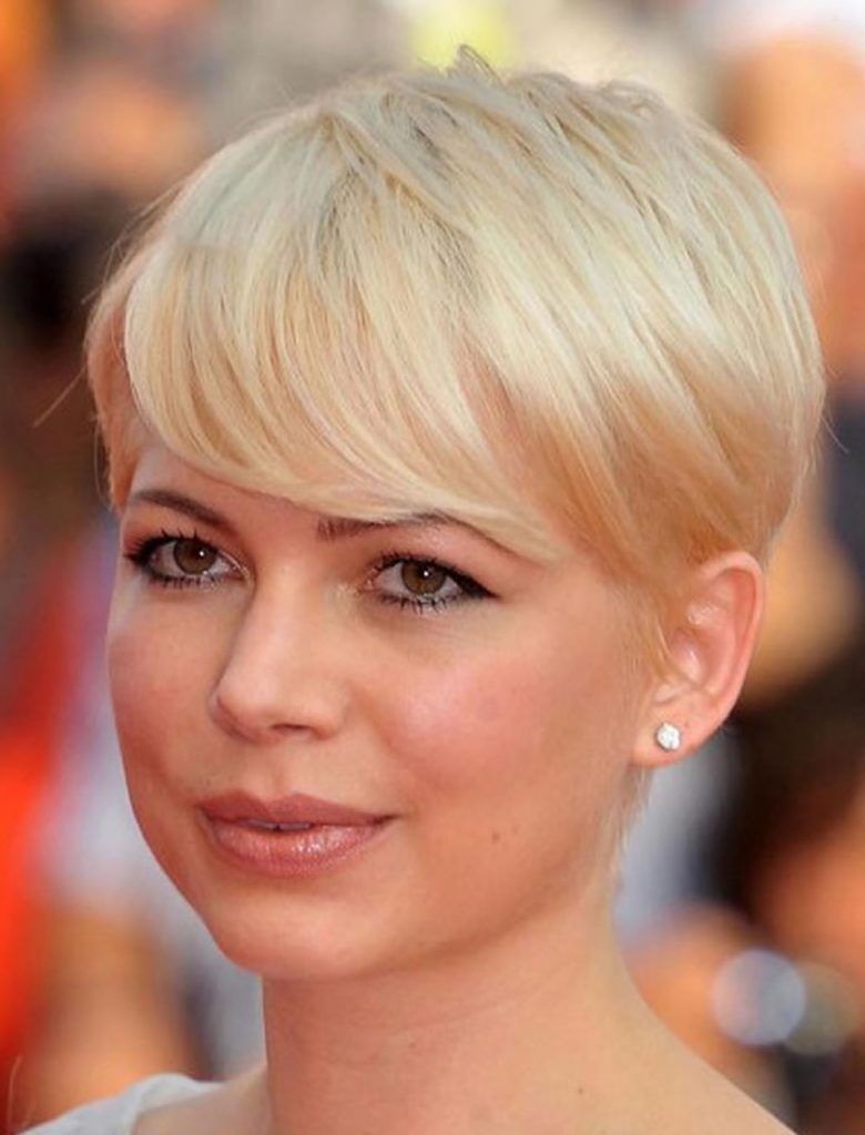 Short hairstyles for round face thin hair ideas for hairstyles