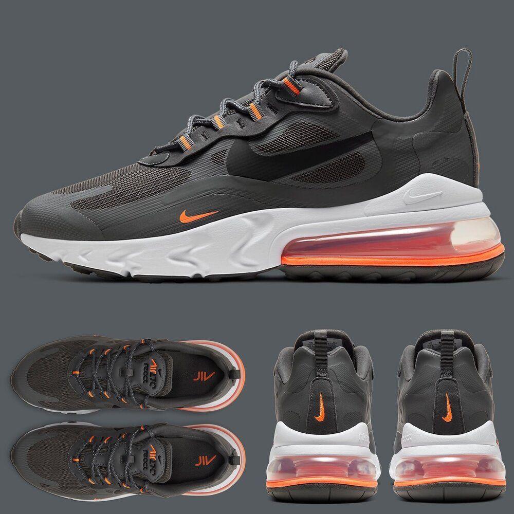 Nike Air Max 270 React Iron Grey : Sale