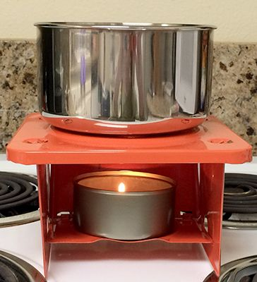 Product to Check Out: Folding Sterno Camp Stove