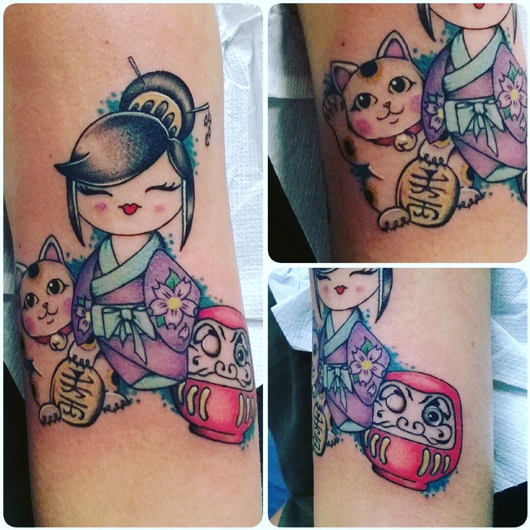 Birthday tattoo for me grazie truelovebyval for Birthday tattoo ideas