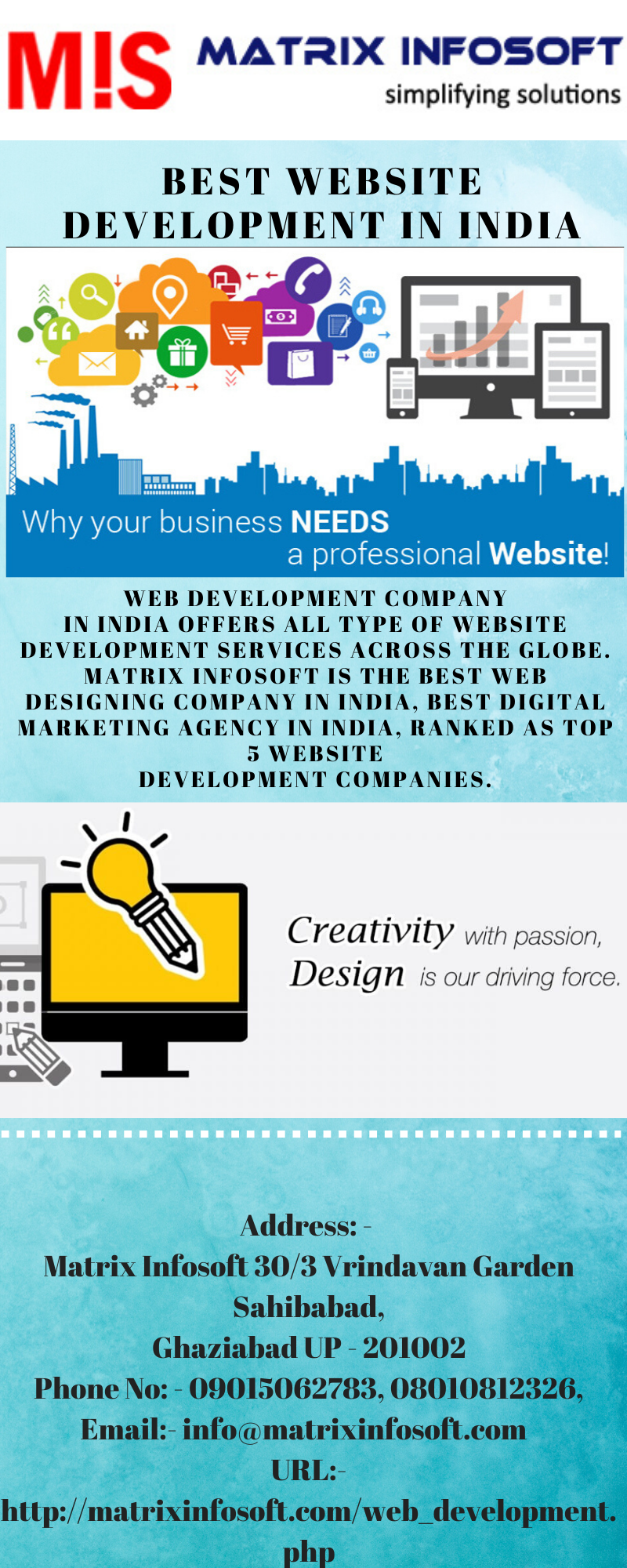 Best Website Development In India In 2020 Website Development Web Development Web Development Company