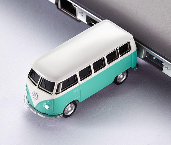 Usb Stick Vw Bus Volkswagen Grappig