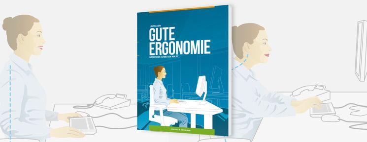 """#ergonomisches Sitzen und Arbeiten ist nicht nur für Designer wichtig, um Rückenproblemen vorzubeugen. Hier gibt es eine Broschüre """"Gute Ergonomie"""" ..."""