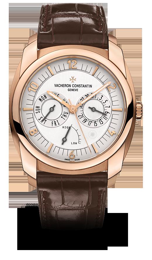 Beautiful Watch Vacheron Constantin Quai de l'Ile