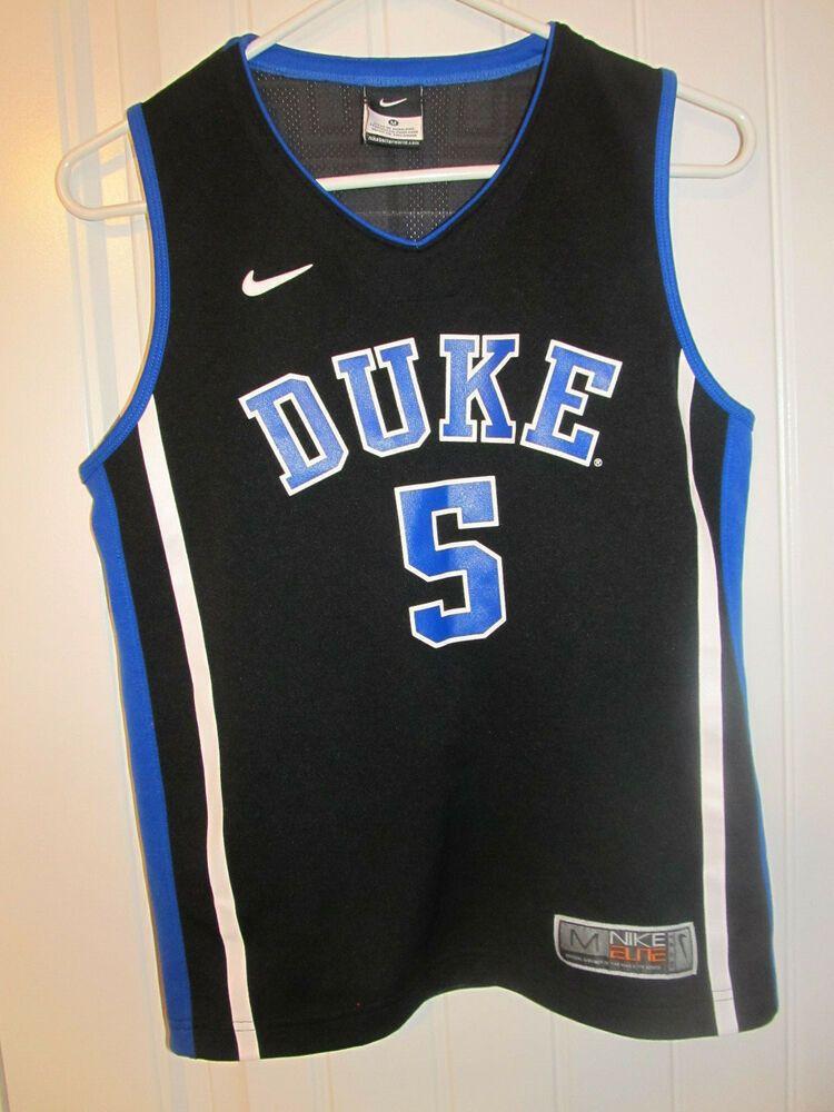 reputable site 1a23f 2024f Duke Blue Devils Basketball jersey - NIKE Elite Youth Medium ...