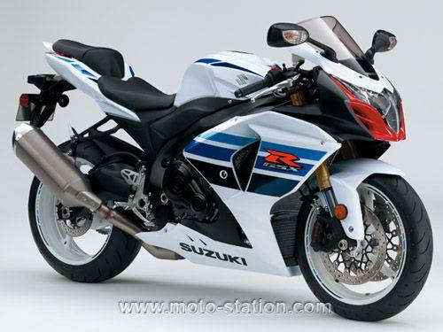 News moto 2013 : Suzuki GSX-R 1000 One Million -
