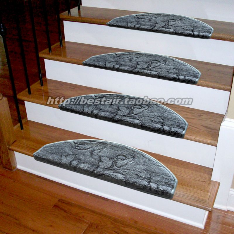 High Grade Staircase Carpets Non Slip Mats And Rugs For Stairs Skid Treads Pad