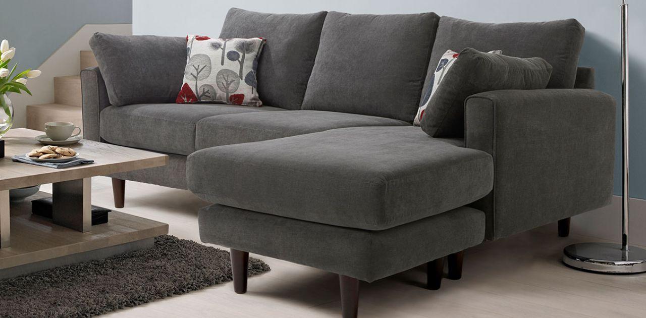 Right Hand Facing Large Lounger Sofa Sofa Corner Sofa Room
