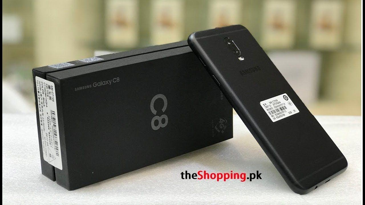 Samsung Galaxy C8 Black Samsung Galaxy Galaxy Samsung