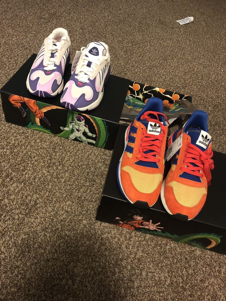 8e19d0da5405 eBay  Sponsored Adidas x Dragon Ball Z...Goku Frieza Set.