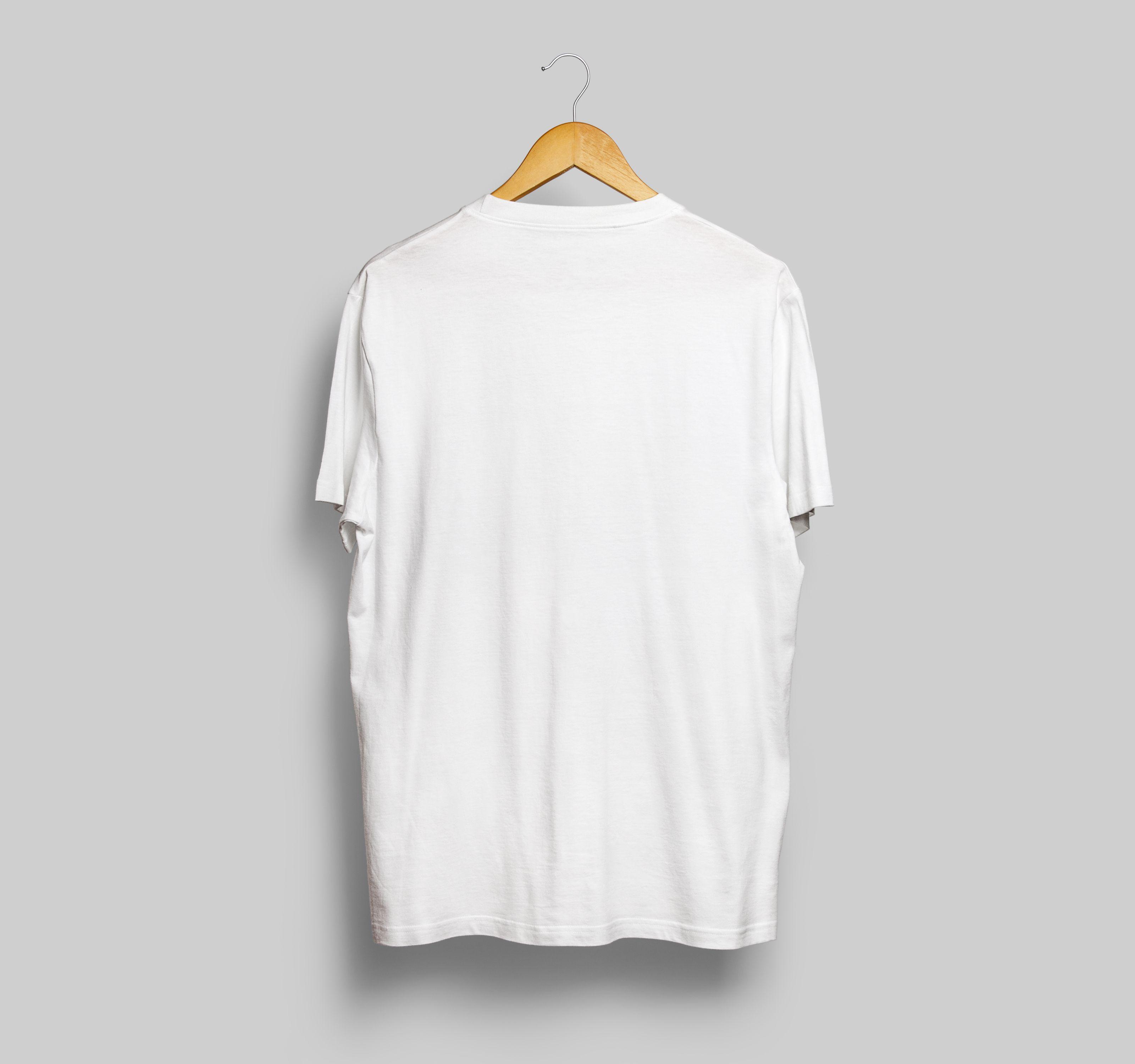 White t shirt mock up 3200 3000 mockup for T shirt mockup front and back