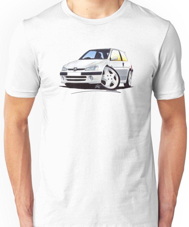 Peugeot 106 Quiksilver Unisex T-Shirt