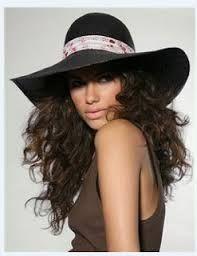 0b024aa8 mujer sombrero playa - Buscar con Google | Accesoires | Sombreros ...