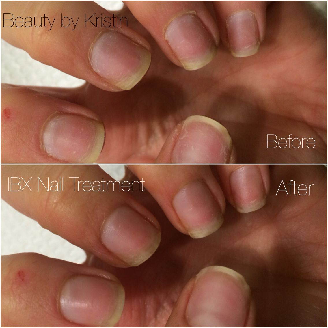 IBX nail treatment. The best invention ever #beautybykristink | IBX ...