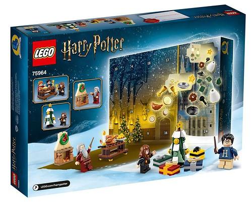 Lego 2019 Advent Calendar Official Images The Brick Fan Harry Potter Advent Calendar Lego Harry Potter Lego Advent Calendar