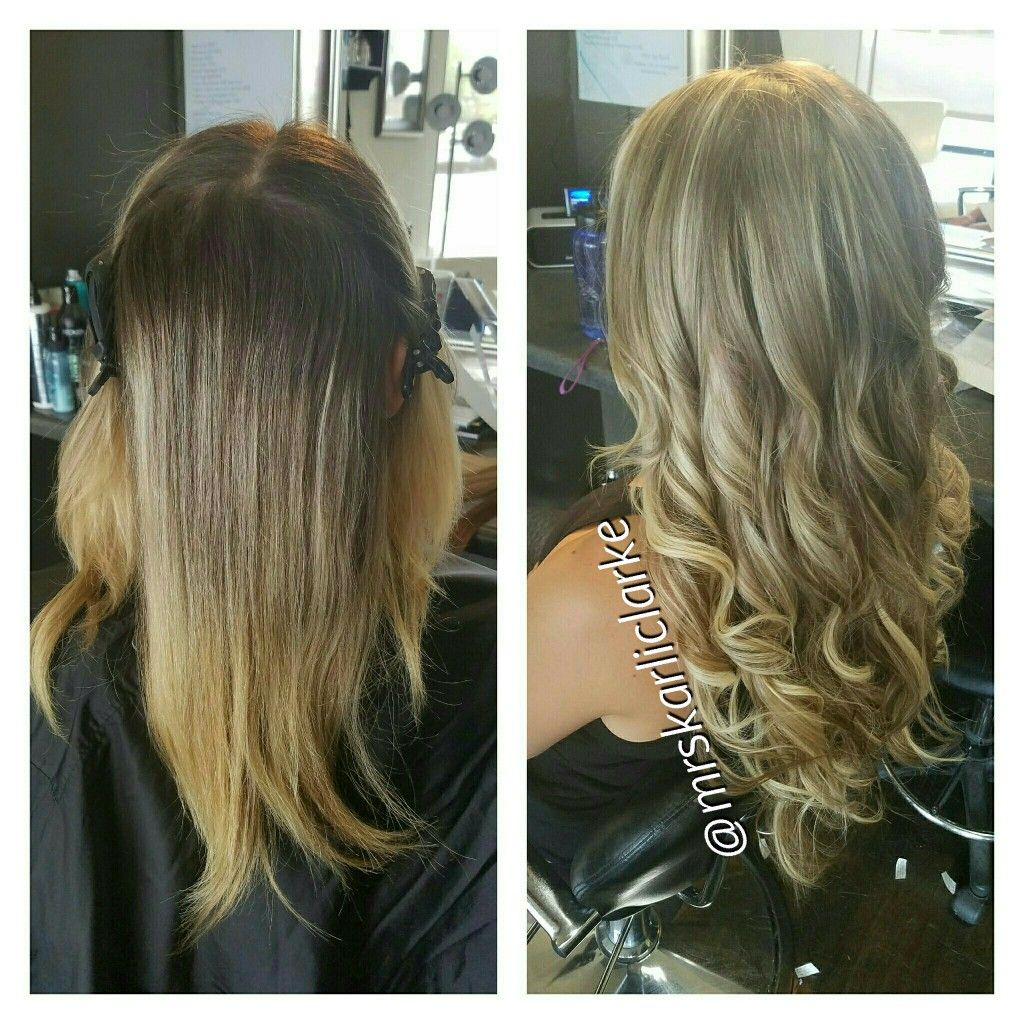 Hair Extensions Ash Blonde With Highlights Blonde Highlights
