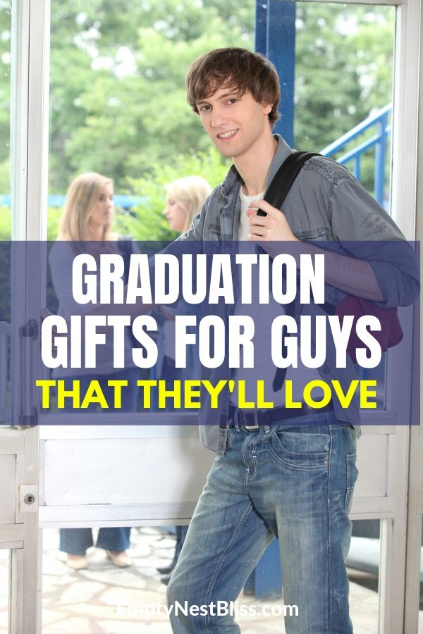College Graduation Gift Ideas For Son: 22 Most Wanted 2020 Graduation Gifts For Him