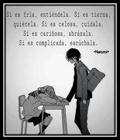 Imagenes De Animes Con Frases De Amor Para Dedicar Imagenes