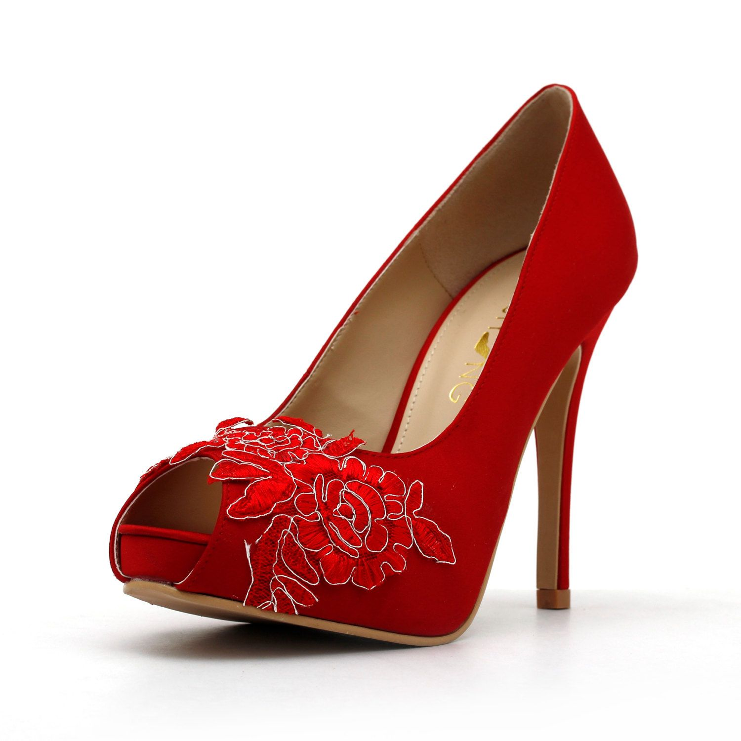 28 Most Por Wedding Shoes For Brides 2017 Red