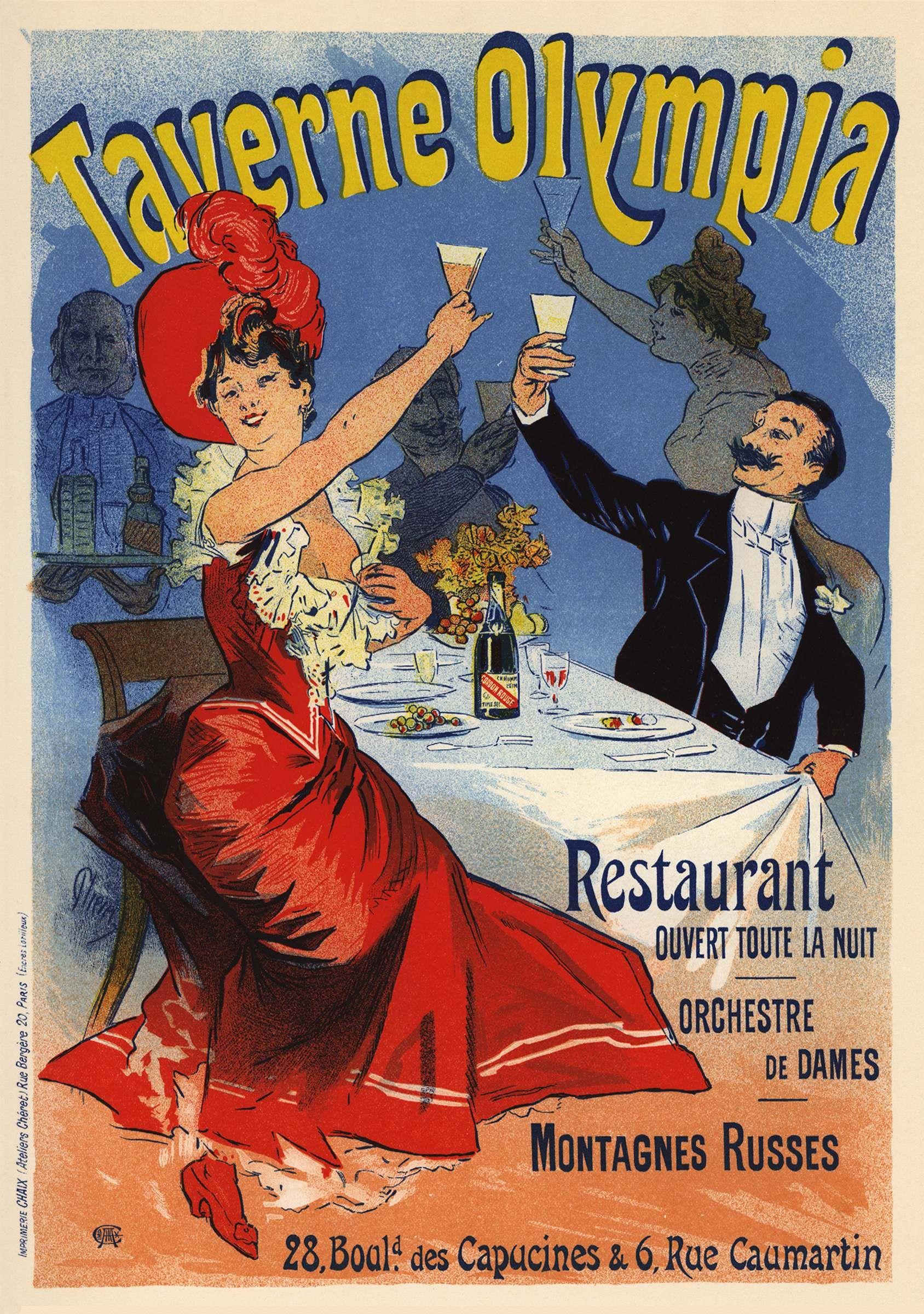 La Belle Époque #55 | La Belle Époque | Vintage french ...